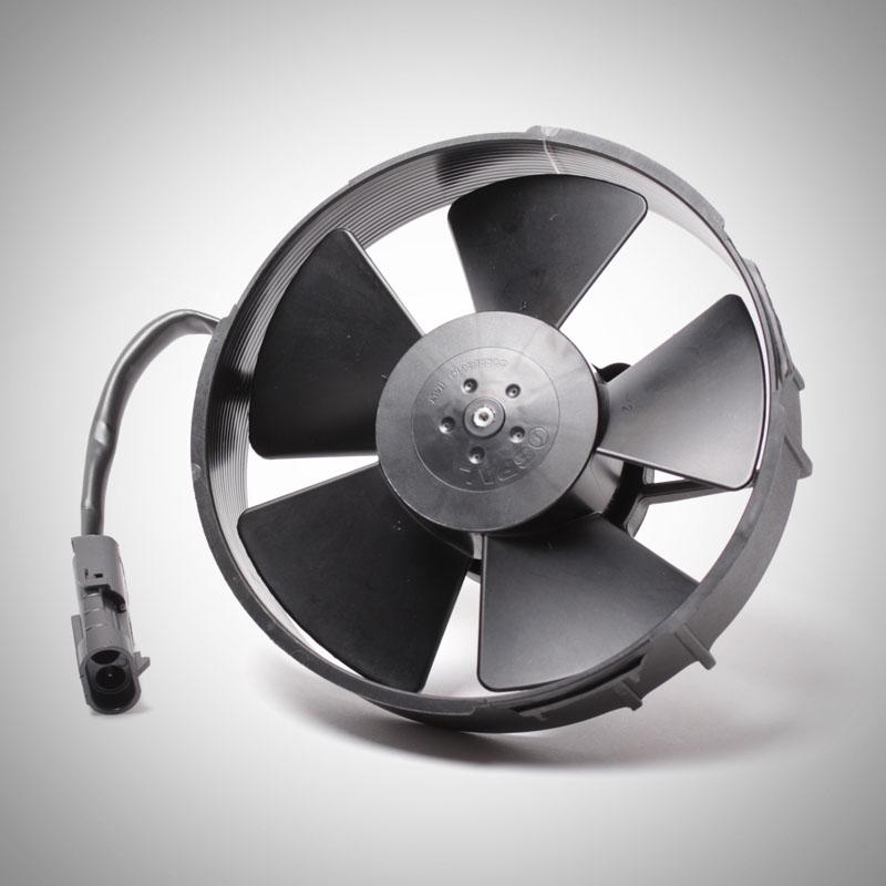 Axial Fan Parts : Quot axial heater v fan sku scpba