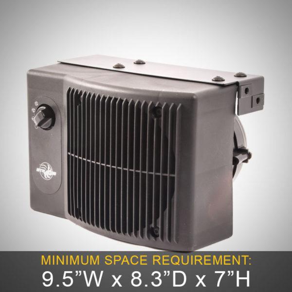 Cabin Heater Fan Kit