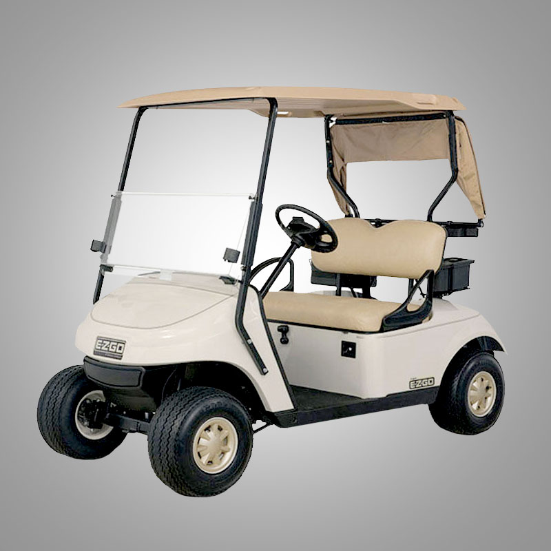 Electric Golf Cart Heater & Fan