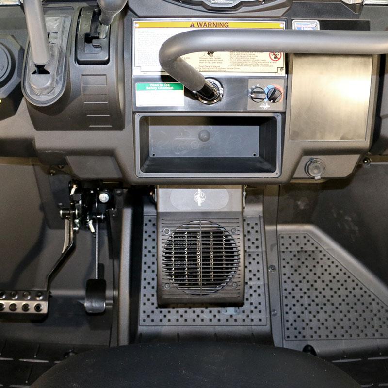 Yamaha Viking Single Axial 5 12v Fan Kit Sku Scp8007